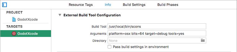 Configuring an IDE — documentación de Godot Engine - latest